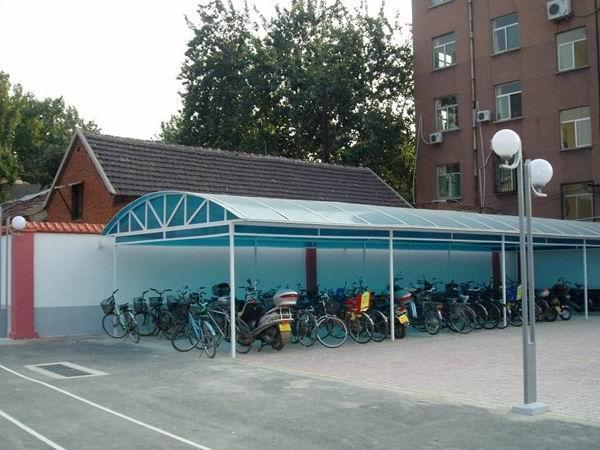 自行车车棚