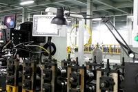不锈钢间隔条生产线控制系统