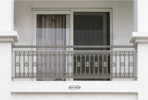如何对别墅庭院门进行有效的保养