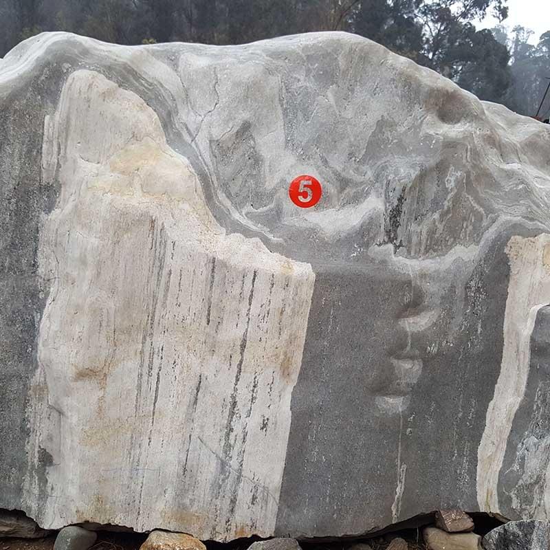 景观石使用的效果主要