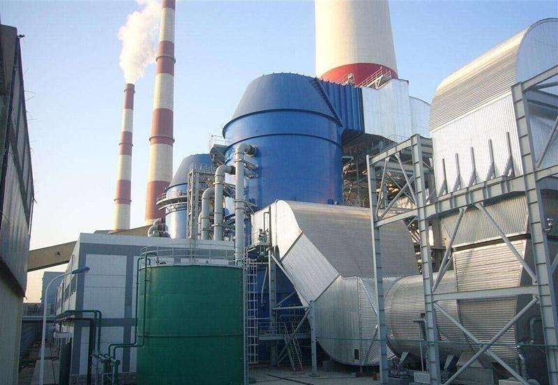 某厂锅炉脱硫脱硝一体