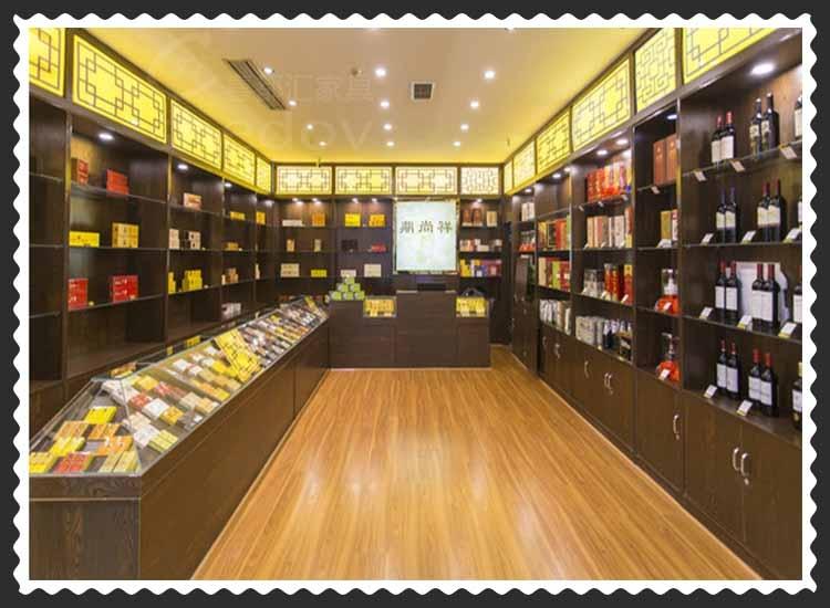 湖南展柜:商场展柜设计制作的要点