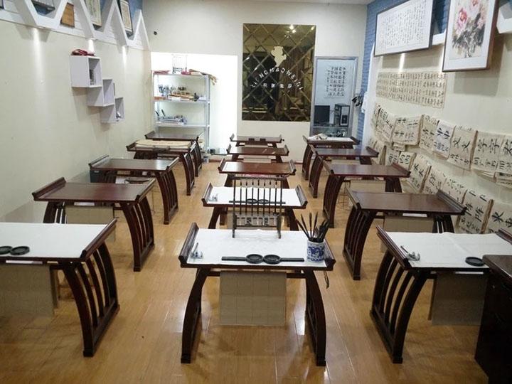 国学教室展示