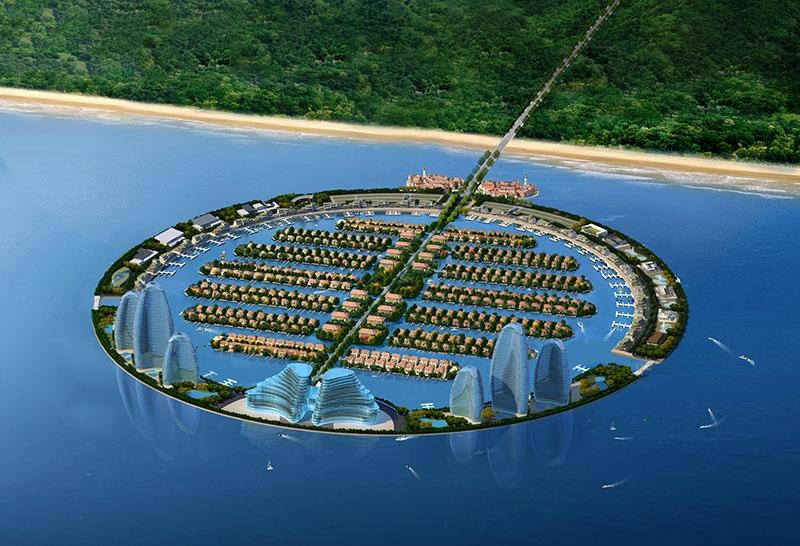 葡萄岛旅游综合体