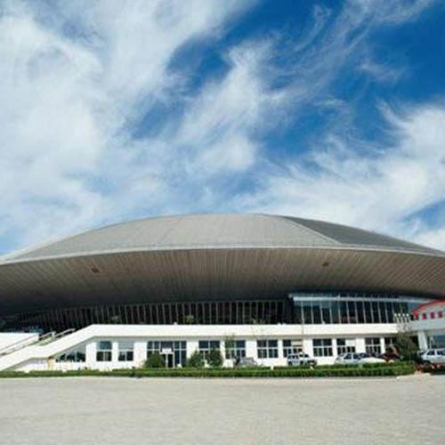 天津体育馆工程