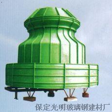 保定冷卻塔的工作原理