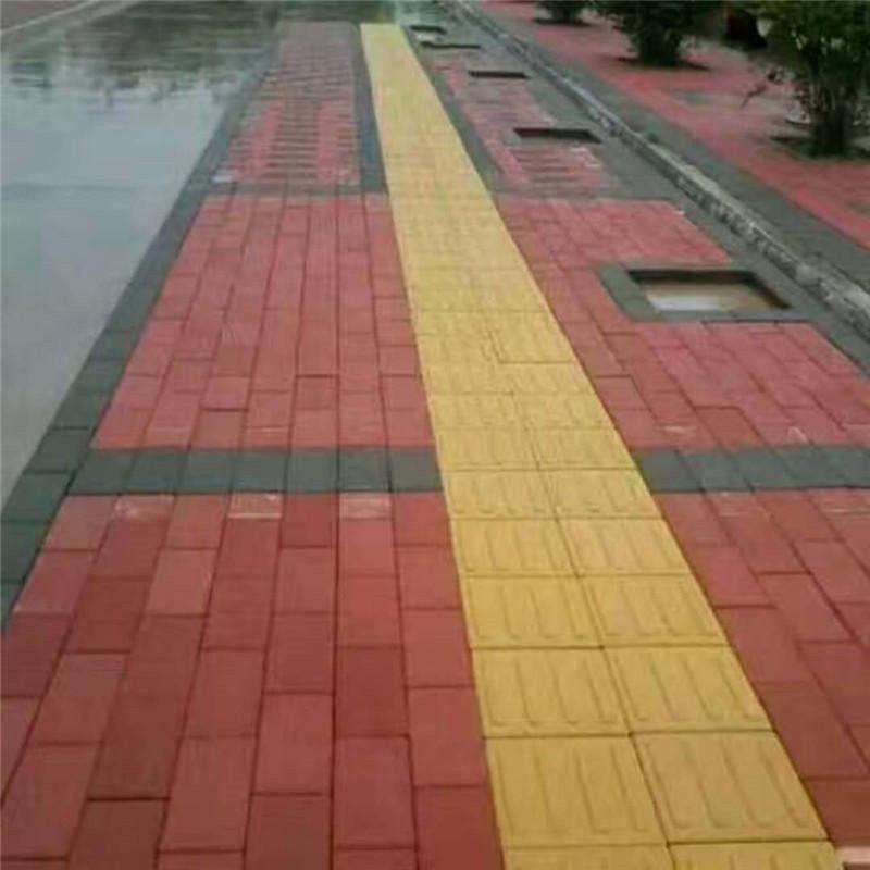 水泥彩砖铺设注意事项