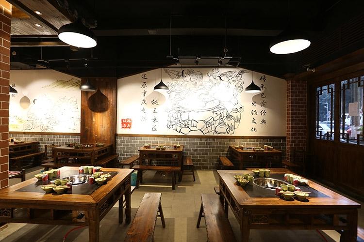 为什么重庆老火锅在餐饮行业中如此受关