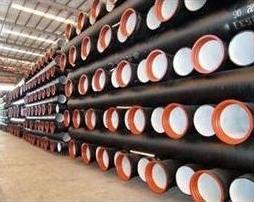 建筑给水排水知识:球墨铸铁排水管的性能