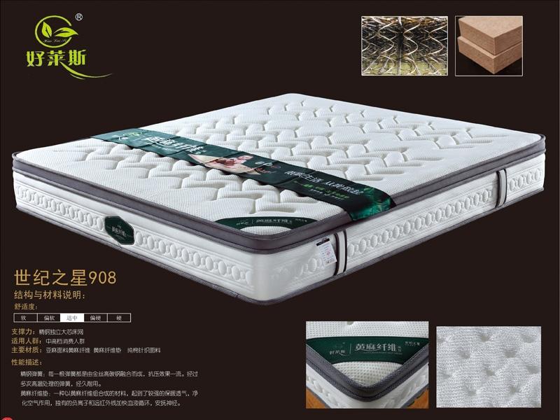 最幸福的事就是拥有这样一款床垫!