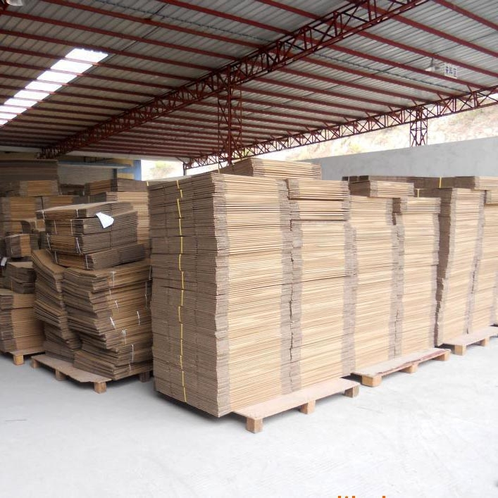 瓦楞纸箱有取代木质包装的趋势