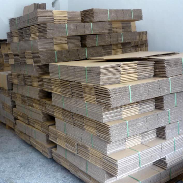 浙江纸箱生产企业再爆产能问题