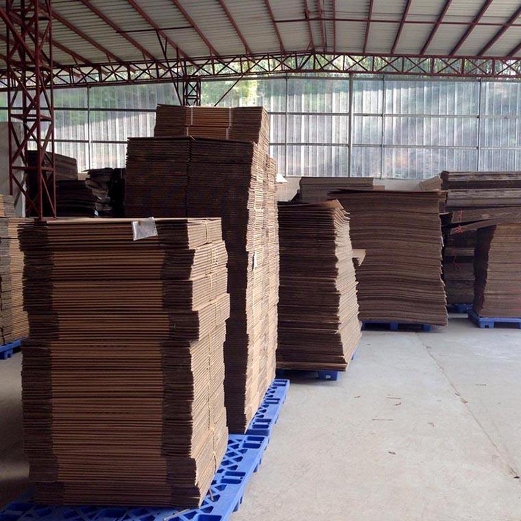 纸箱生产中常见的一些问题