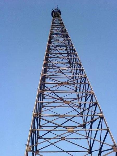 工程案例-避雷塔