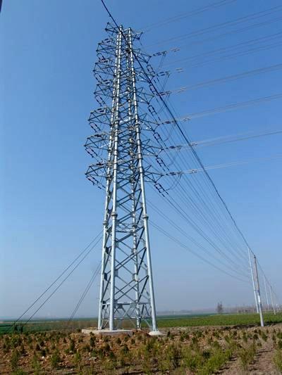 工程案例-四管塔