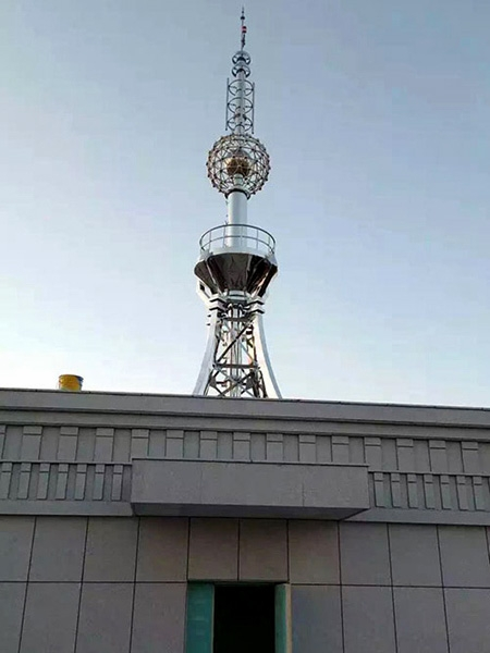 工程案例-装饰塔