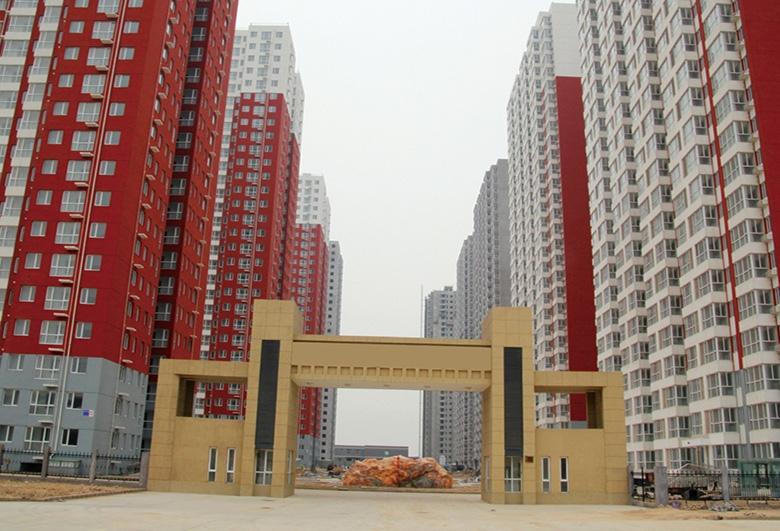 红河小区-政府保障房