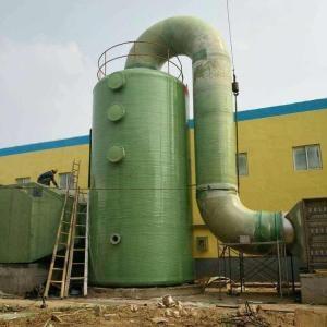 湖南玻璃钢脱硫塔成功建成的标准
