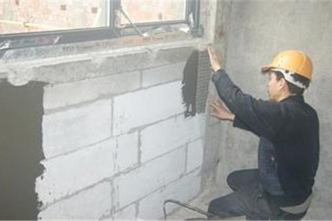 聚苯板外墙保温系统施