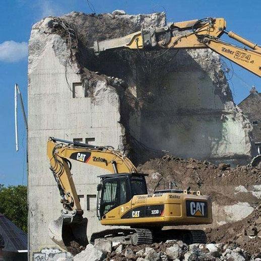 行业应用-建筑机械
