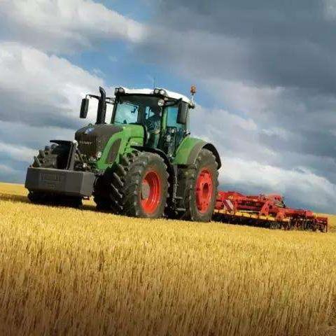 行业应用-农业机械行