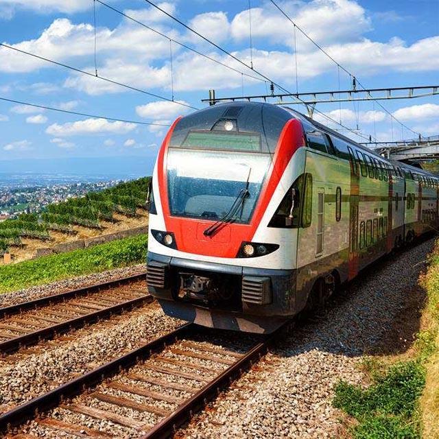 行业应用-铁路运输