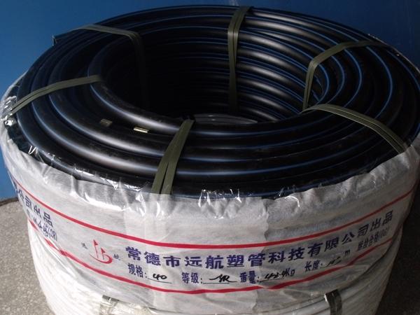 PE给水管的生产及使用安全有哪些