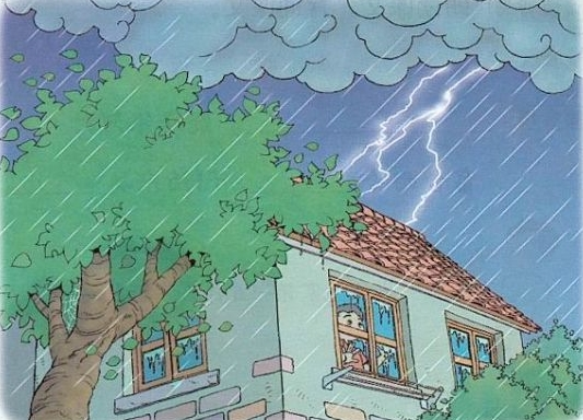 防雷雨攻略,安全渡过夏季