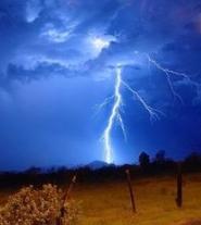 易招雷电、应防雷、应避雷