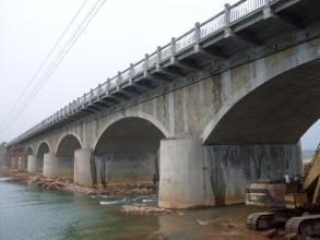 铅山县凤来大桥