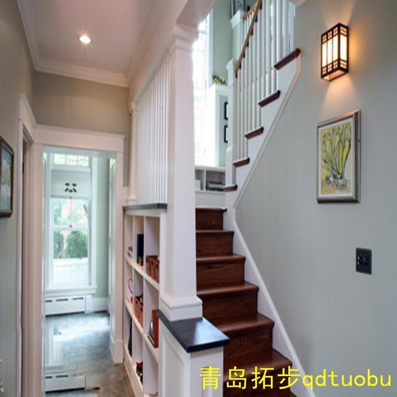 楼梯的选择要与空间的设计相结合