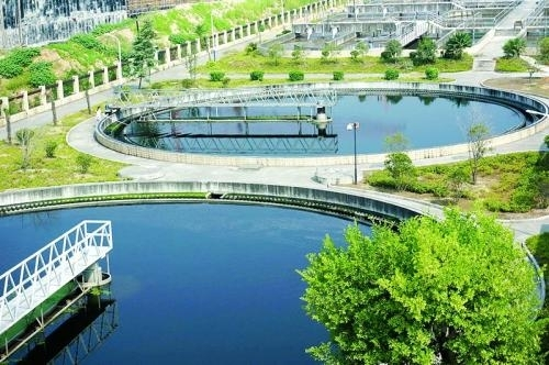 鹰潭市污水处理厂