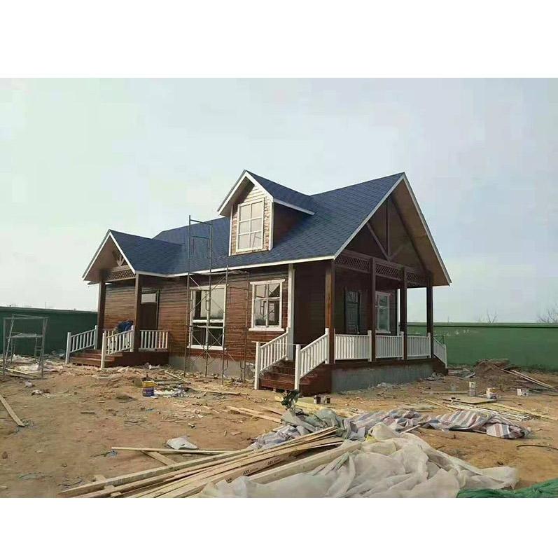 工程案例-高端别墅