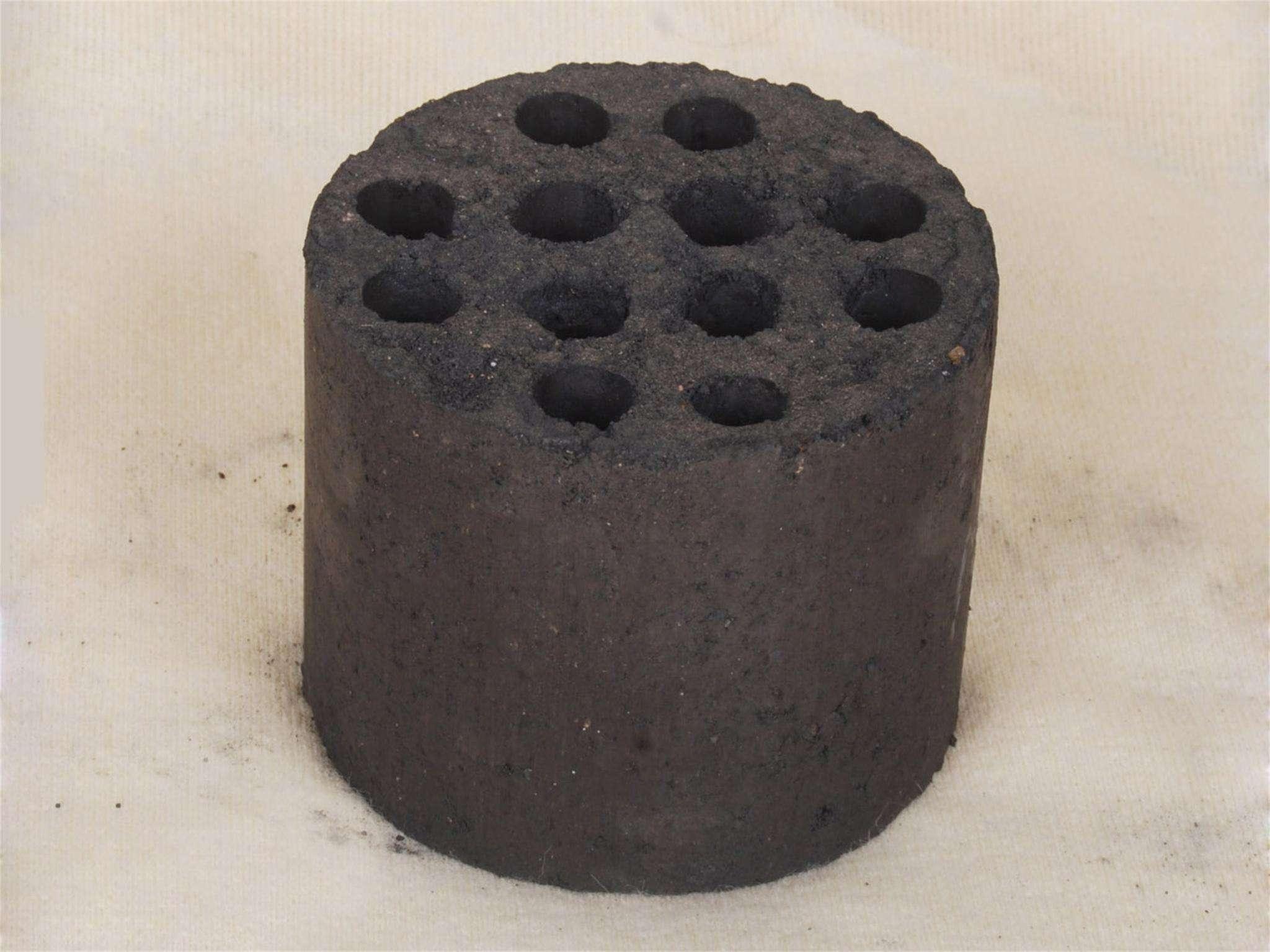 如何自制云南蜂窝煤?