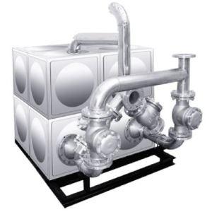 诚铭供水教你如何选购和应用好湖南消防水箱?