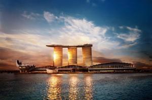 B1-2新加坡某城