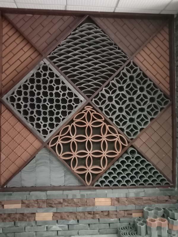 古建筑青砖的砌筑类型及砖缝排列