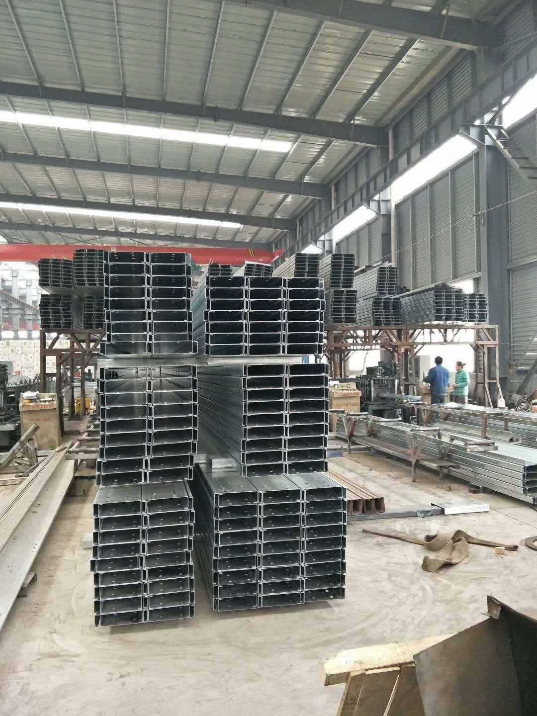 郑州镀锌C型钢优点