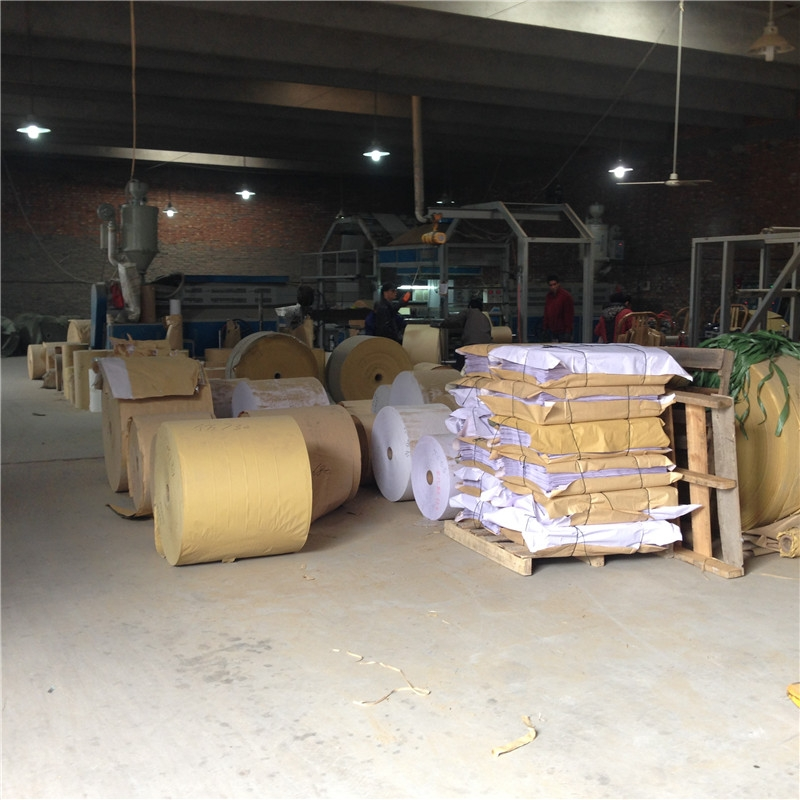 纸塑复合厂