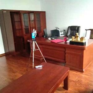 银行办公室甲醛施工案