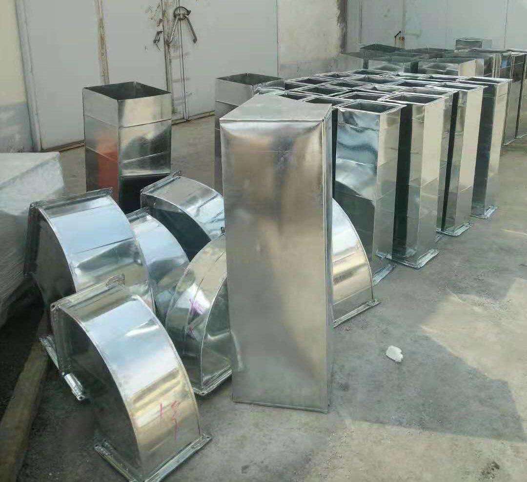 关于郑州通风管道长度测量的方法