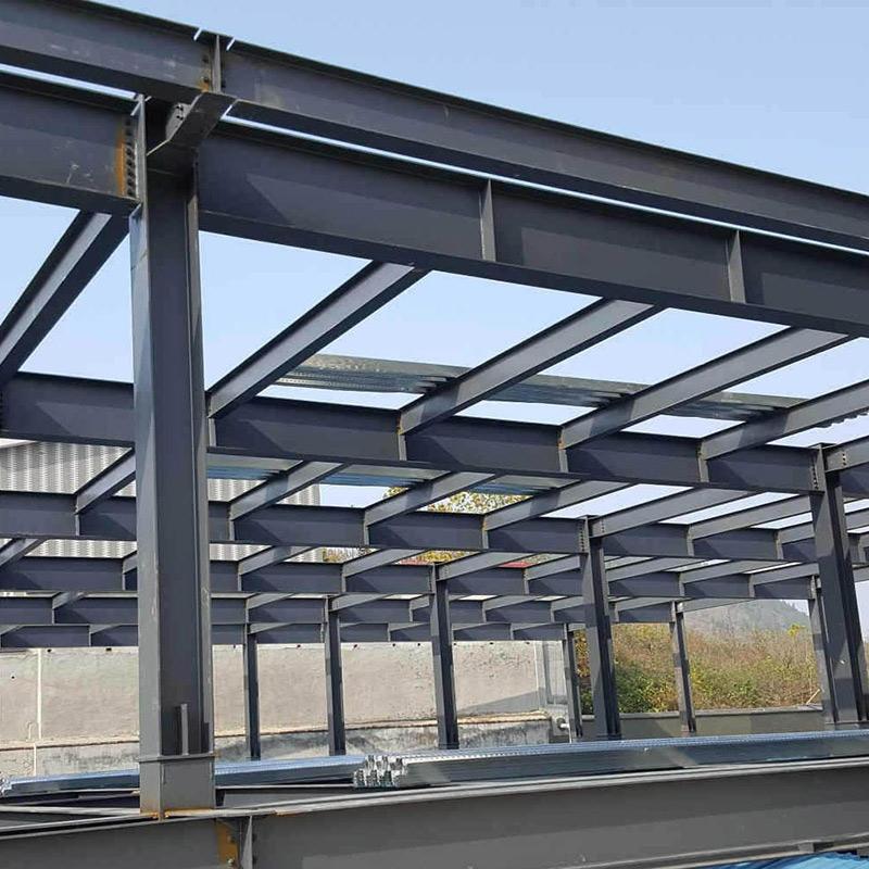 河南C型钢厂--钢结构