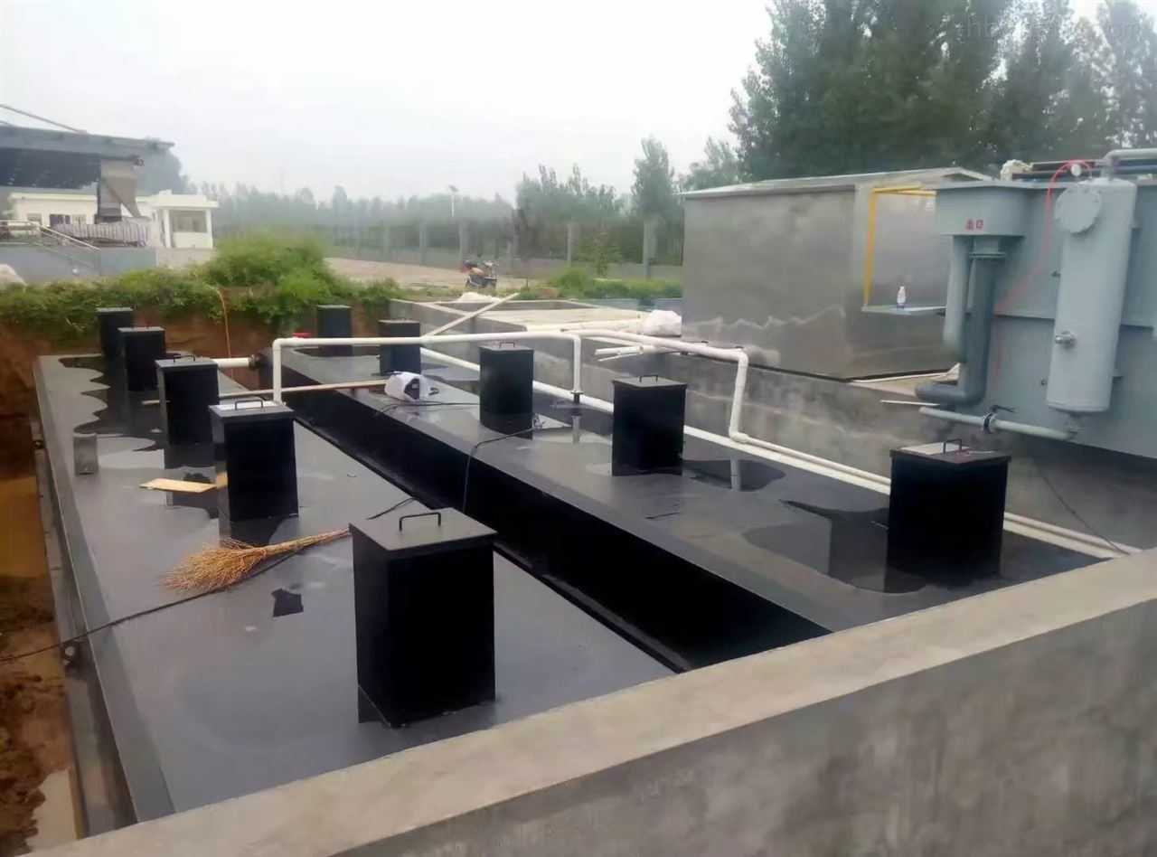 污水处理技术之沉砂池
