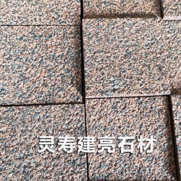 贵妃红石材用途有哪些,广场及园林等装饰