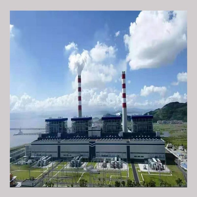 巩义大唐电厂项目
