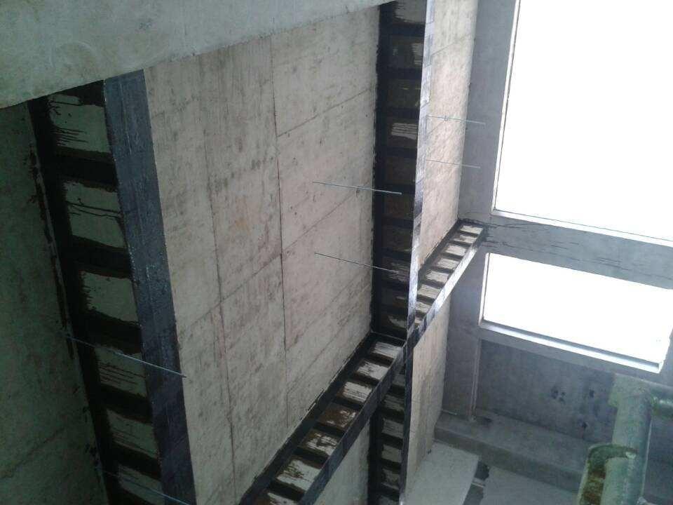 房屋墙体加固方法