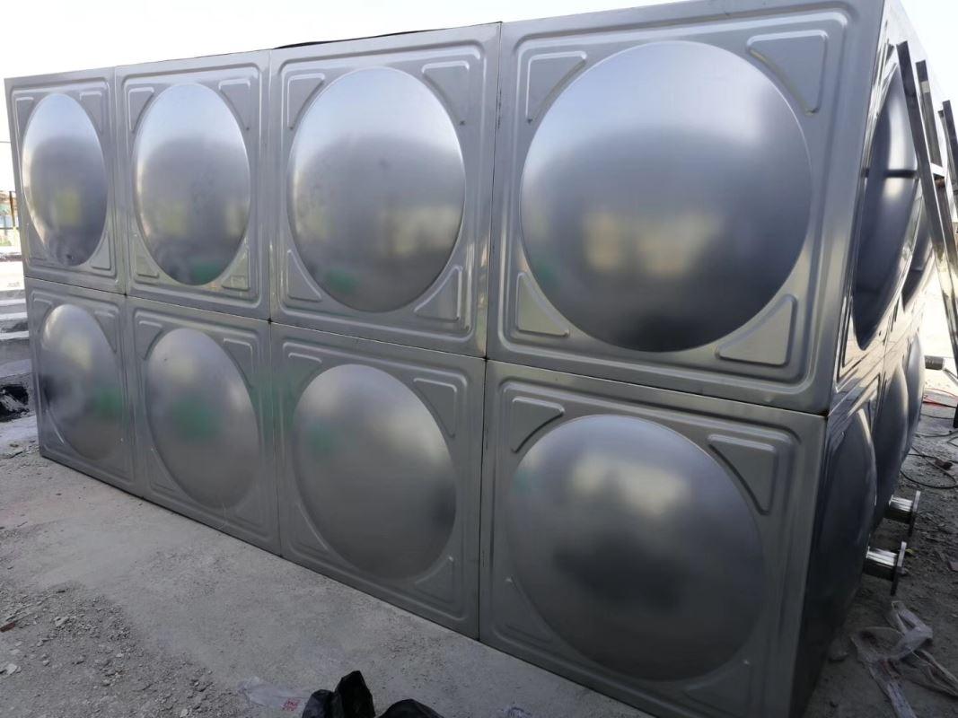 不锈钢水箱的焊接生产