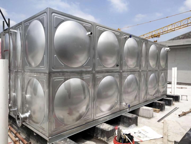 不锈钢水箱和玻璃钢水箱的不同