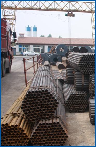 唐山架子管钢材价格趋弱运行--唐山赢泰高频焊管有限公司