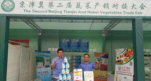 京津冀第二届蔬菜产销对接大会